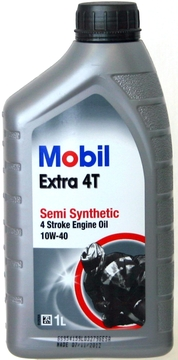 Mobil Extra 4T 10W-40 1.0 LIT