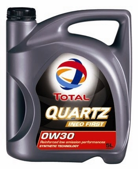 Total Quartz INEO First 0W-30 5.0 LIT