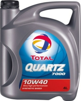 Total Quartz 7000 10W-40 4.0 LIT
