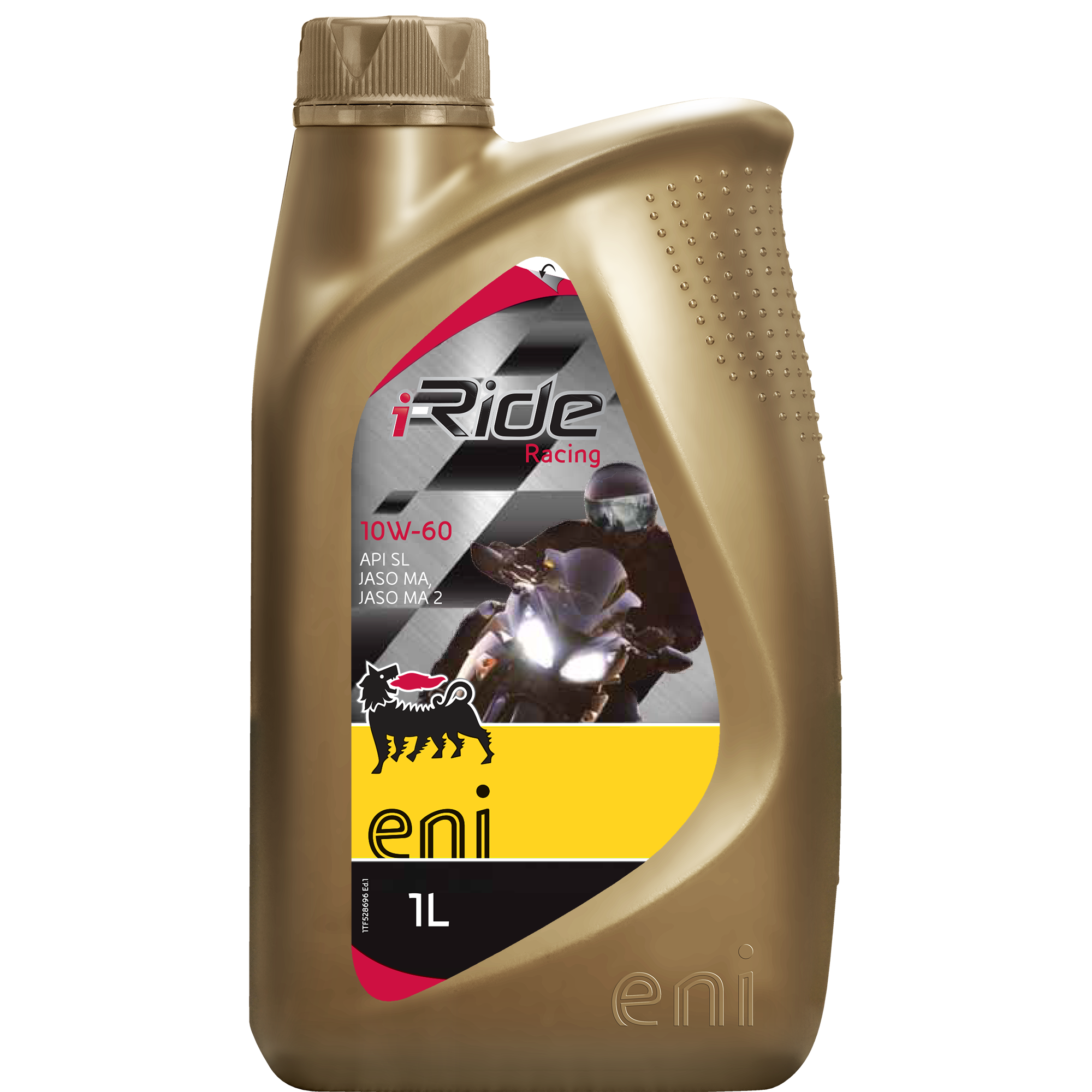 eni i-Ride Racing 10W-60 1.0 LIT